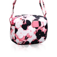 Mini Sling Bag - Clover Love - Pink