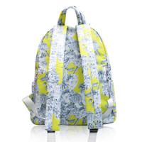 City Backpoack - Rose Garden - Yellow