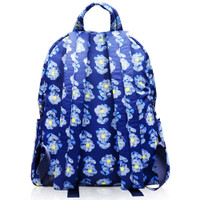 City Backpack - Little Secret Garden - Blue