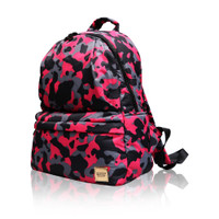 City Backpack - Camo Chic