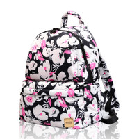 City Backpack - Pinky Bloom