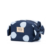 Candy Makeup Pouch - Bubble Deep Blue Sea