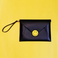 Vovarova x Smiley Travel iPad Clutch