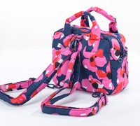 3-Way Cubic Backpack - Kokio Pink