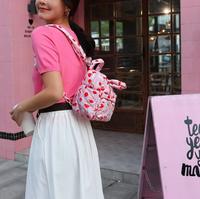 MISS MINI - 3-Way Cubic Backpack - Cherrypick Pastel