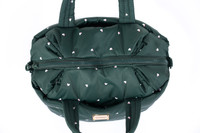 2-way Balloon Shoulder Bag - Gem of Heart - Gree