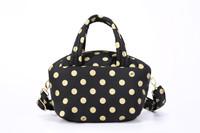 2-way Balloon Shoulder Bag - Golden Dotty