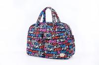 VOVAROVA Weekender Bag - I'm in Fashion (Black)