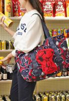 VOVAROVA x Snoopy Foldable Duffel Bag