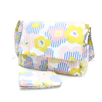 Mommy Bag - Stripped Floral