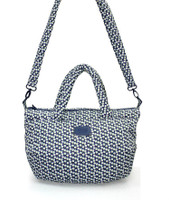 3way Shoulder Tote - Morning Glory Flower