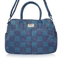 Boston Bag - Nordic tale - Blue