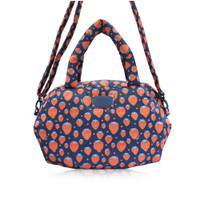 3 Way Shoulder Tote -  Strawberry