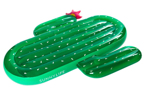 SUNNYLIFE   LIE-ON FLOAT   CACTUS