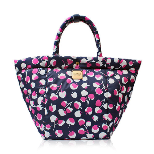 2-Way Tote Bag - Cherrypicks - Pink