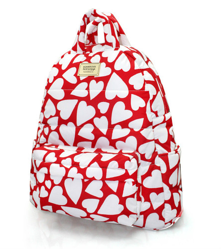 Backpack - Endless Love - Red