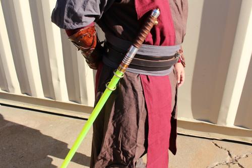 Leather Saber Holder (full saber)