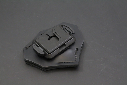 Leather Covertec Clip security cover
