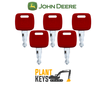 John Deere RE183935 (5 Keys)