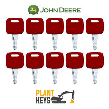 John Deere RE183935 (10 Keys)