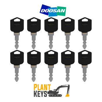 Doosan 212 (10 Keys)