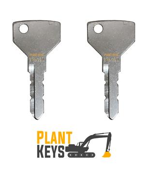 Ford & LS Tractor Key (2 Keys)