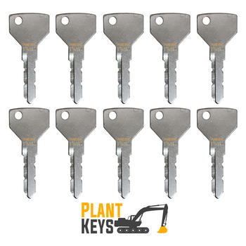 Ford & LS Tractor Key (10 Keys)