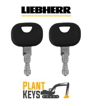 Liebherr 606 (2 Keys)