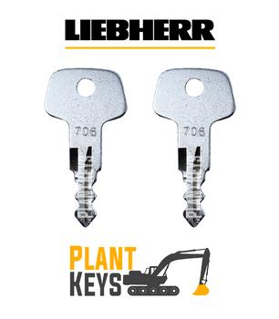Liebherr 706 (2 Keys)