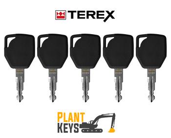 Terex 81404 (5 Keys)
