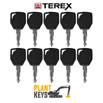 Terex 81404 (10 Keys)