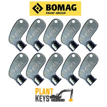 Bomag Kobelco 2498 (10 Keys)