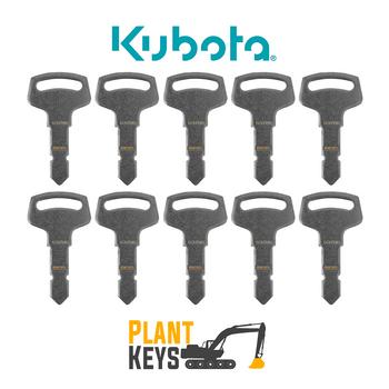 Kubota 63700 (10 Keys)