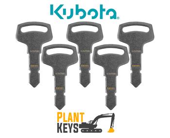 Kubota 63700 (5 Keys)