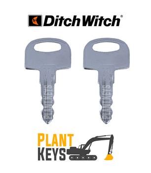 Ditch Witch 701 (2 Keys)