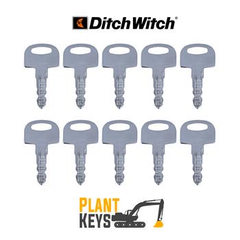 Ditch Witch 701 (10 Keys)