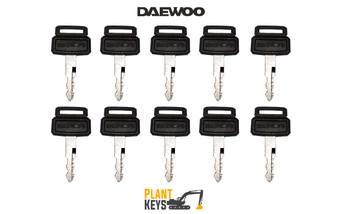 Daewoo D300 (10 Keys)