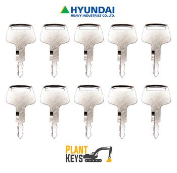 Hyundai HD62 (10 Keys)