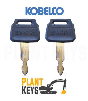 Kobelco K250 (2 Keys)