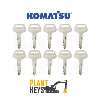 Komatsu 787 (10 Keys)