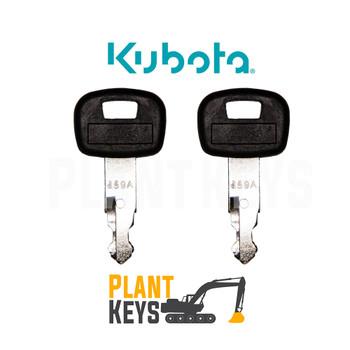 Kubota 459A (2 Keys)