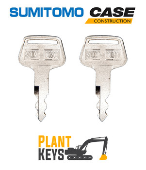 Case & Sumitomo S450 (2 Keys)