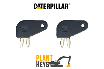 Caterpillar Isolator (2 Keys)