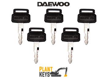 Daewoo D300 (5 Keys)