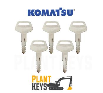 Komatsu 787 (5 Keys)