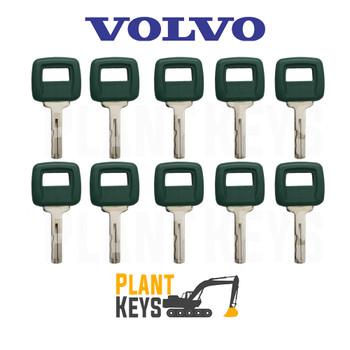 Volvo Laser (10 Keys)