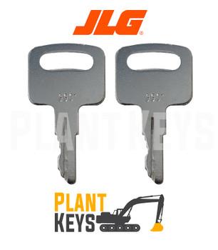 JLG 9901 (2 Keys)