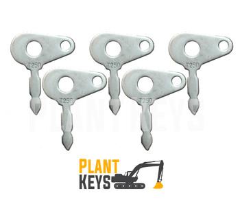 Lucas T250 (5 Keys)