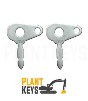 Lucas T250 (2 Keys)