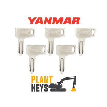 Yanmar 301 (5 Keys)
